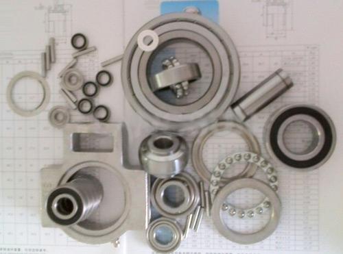 Customized tungsten carbide wear parts