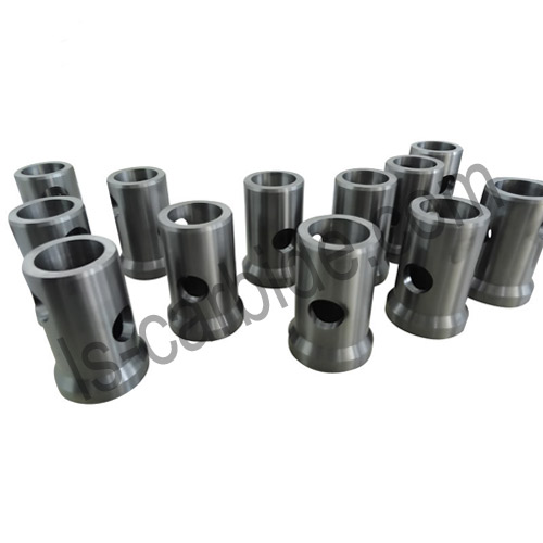 Tungsten Carbide Steel Bushing