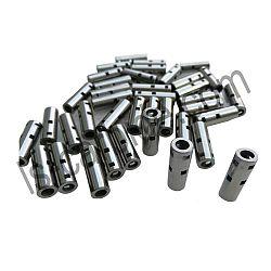Tungsten carbide choke trim