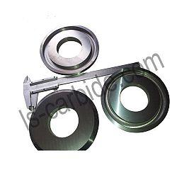 Hard metal alloy ring