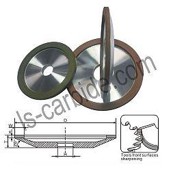 12 A2-20° Grinding dish wheel JR004 D1