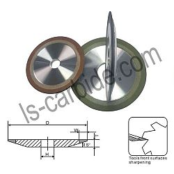 4 B1 Grinding dish Wheel JR006 PDX1