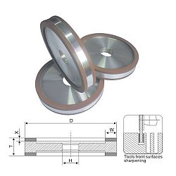 9 A3 Grinding dish wheel(JR014)